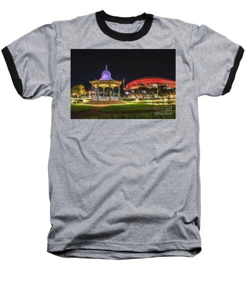 Elder Park Elegance Baseball T-Shirt