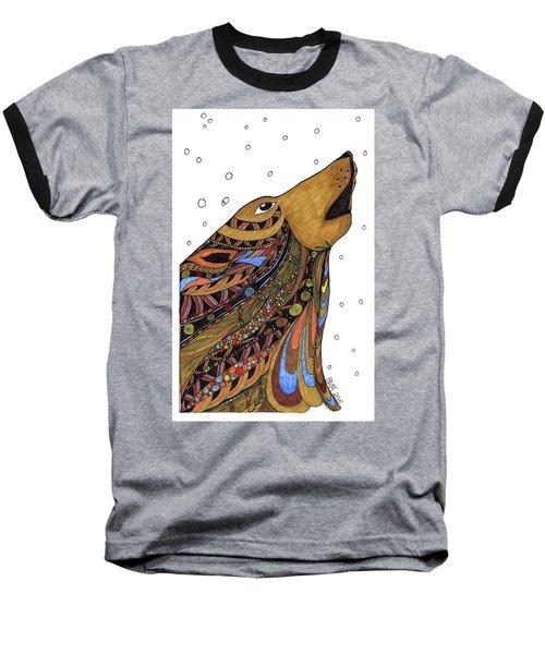 Eli Wolf Baseball T-Shirt