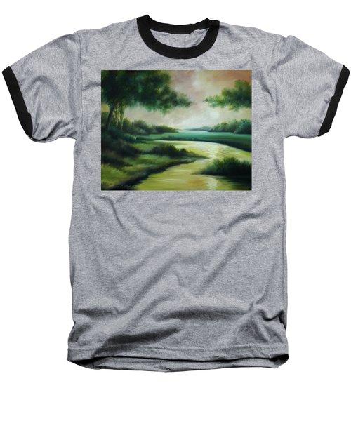 Emerald Forest Baseball T-Shirt