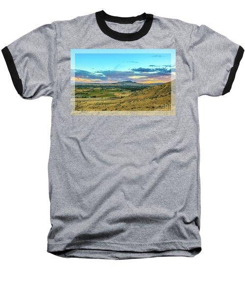 Emmett Valley Baseball T-Shirt by Robert Bales
