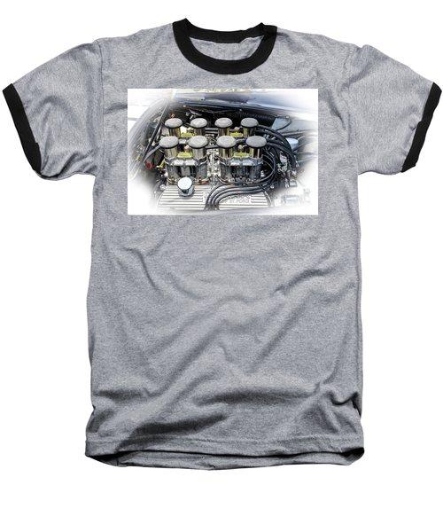 Engine Baseball T-Shirt