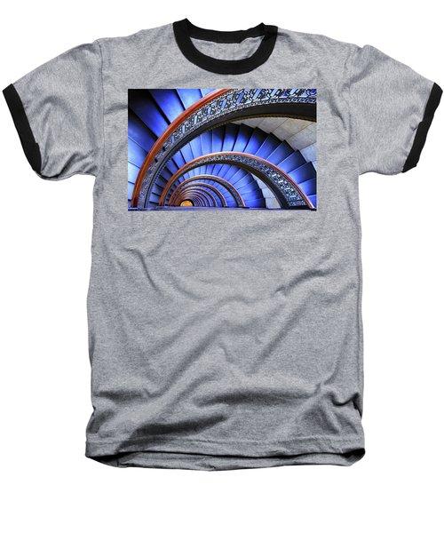 Escape Baseball T-Shirt by Iryna Goodall