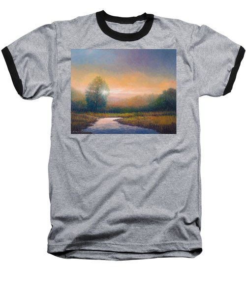 Evening Light Baseball T-Shirt