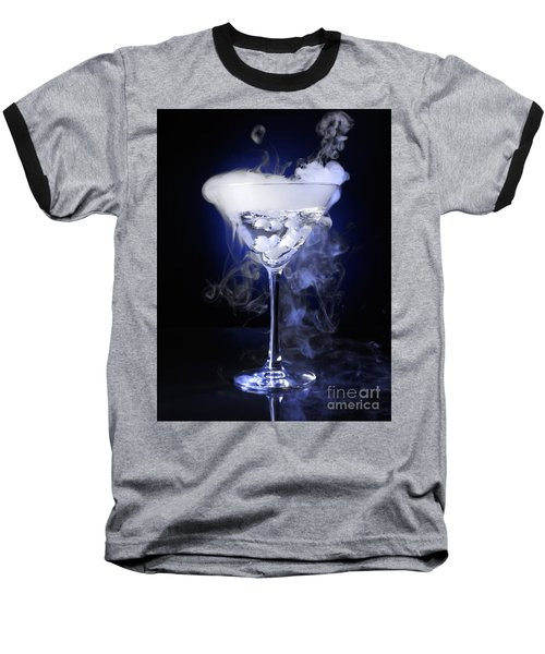 Exotic Drink Baseball T-Shirt