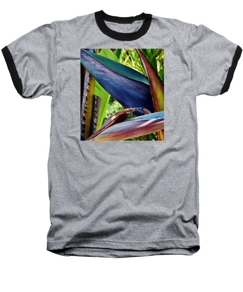 Baseball T-Shirt featuring the photograph Exotic by Werner Lehmann