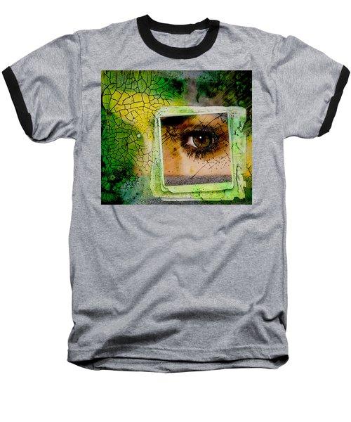 Eye, Me, Mine Baseball T-Shirt