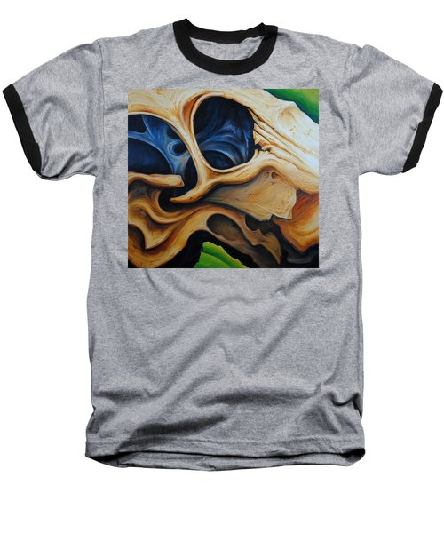Eye Socket Baseball T-Shirt