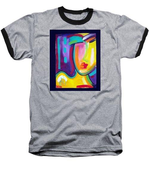 Face Baseball T-Shirt