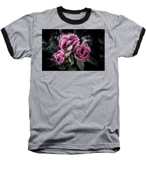 Fading Beauty Baseball T-Shirt