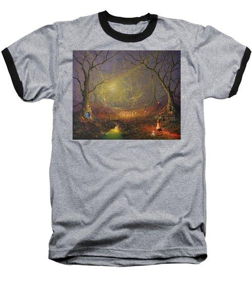 The Fairy Ring Baseball T-Shirt