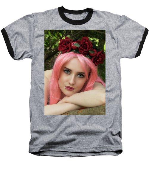 Fairy Queen Baseball T-Shirt