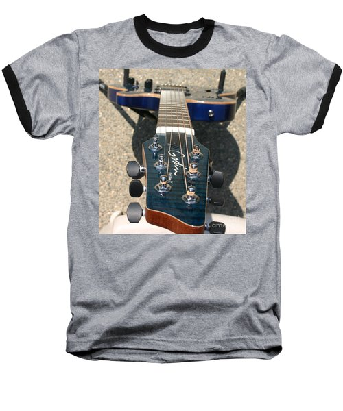 Baseball T-Shirt featuring the photograph Fall Melody by Marie Neder