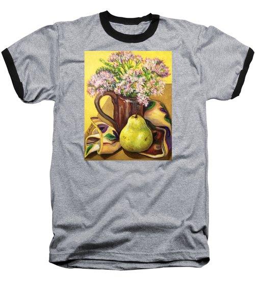 Fall Still Life Baseball T-Shirt