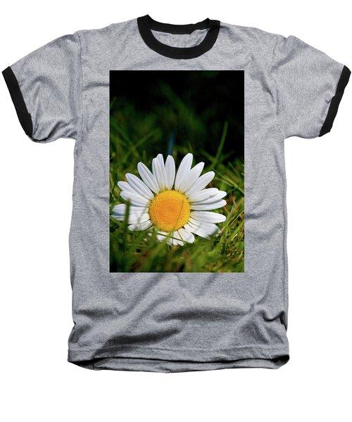Fallen Daisy Baseball T-Shirt