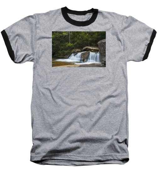Baseball T-Shirt featuring the photograph Falls by Alana Ranney