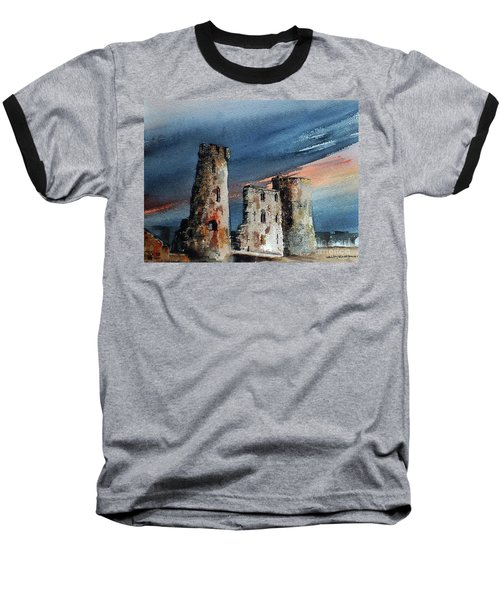 Ferns Castle, Wexford Baseball T-Shirt