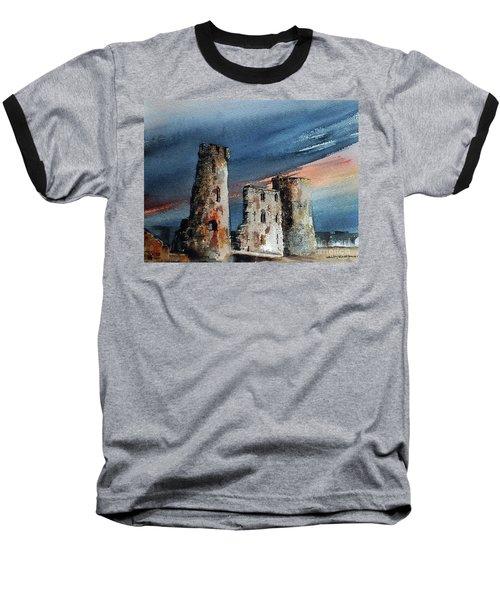 Ferns Castle, Wexford Baseball T-Shirt