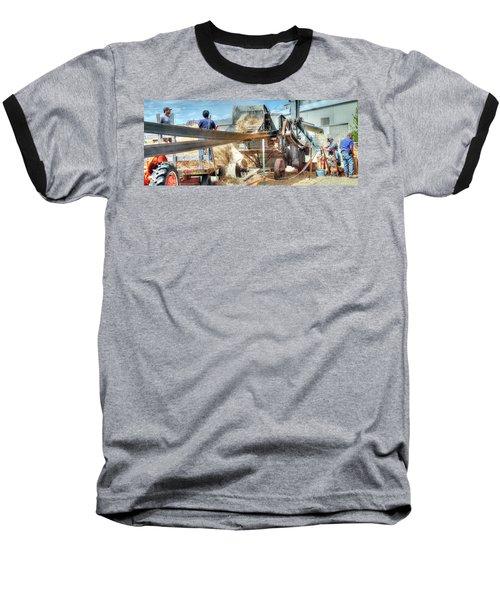 Filling The Sack 3485 Baseball T-Shirt