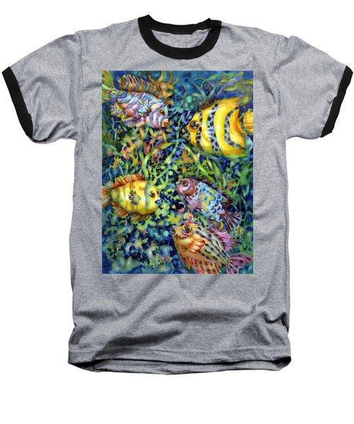 Fish Tales Iv Baseball T-Shirt