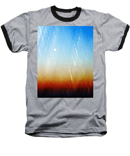 Flight Baseball T-Shirt by Allen Beilschmidt