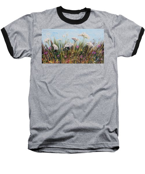 Flower Dance Baseball T-Shirt