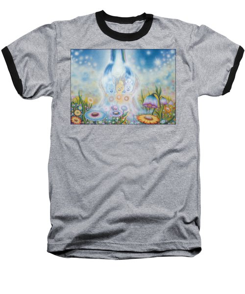 Flower Fairies Baseball T-Shirt