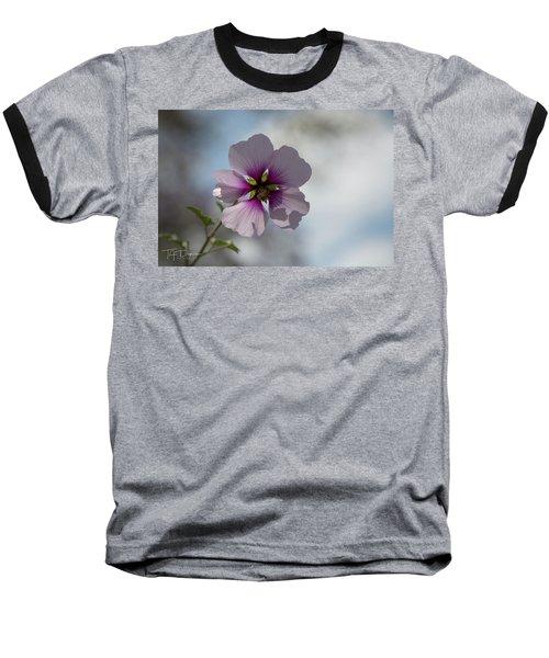 Flower In Focus Baseball T-Shirt
