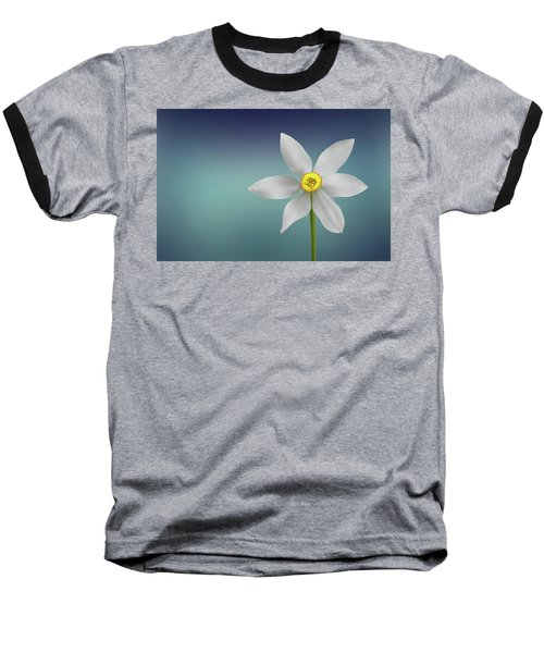 Flower Paradise Baseball T-Shirt by Bess Hamiti