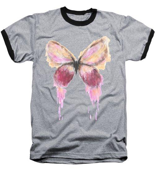 Flutterby  Baseball T-Shirt