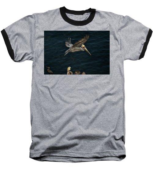 Fly-by Baseball T-Shirt