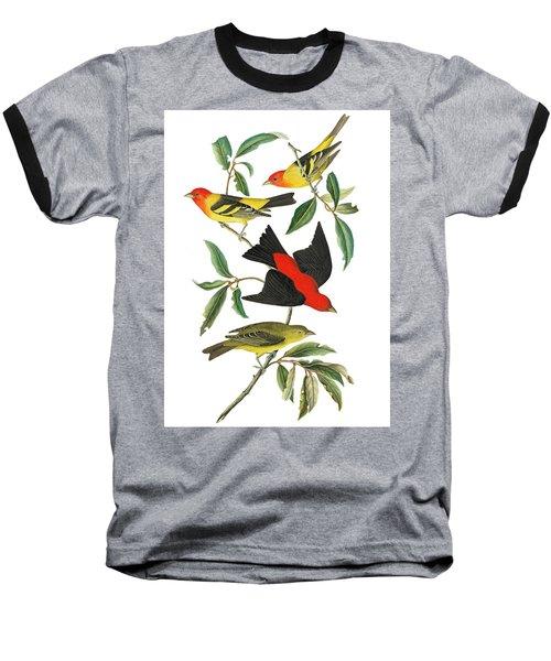 Baseball T-Shirt featuring the photograph Flying Away by Munir Alawi