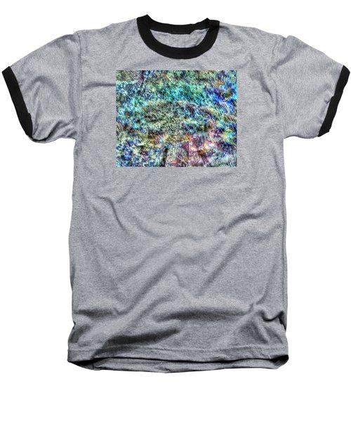 Fone Baseball T-Shirt by Yury Bashkin