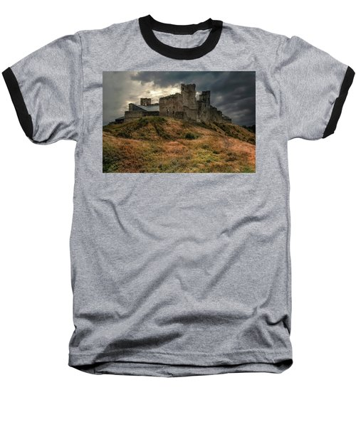 Forgotten Castle Baseball T-Shirt