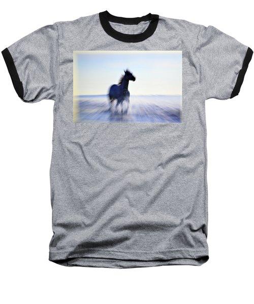 Baseball T-Shirt featuring the photograph Freedom by Allen Beilschmidt