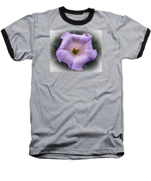 Baseball T-Shirt featuring the photograph Freshly Showered by Jeremy McKay