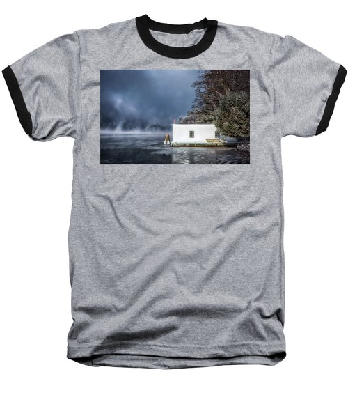 Frosty Morning Baseball T-Shirt