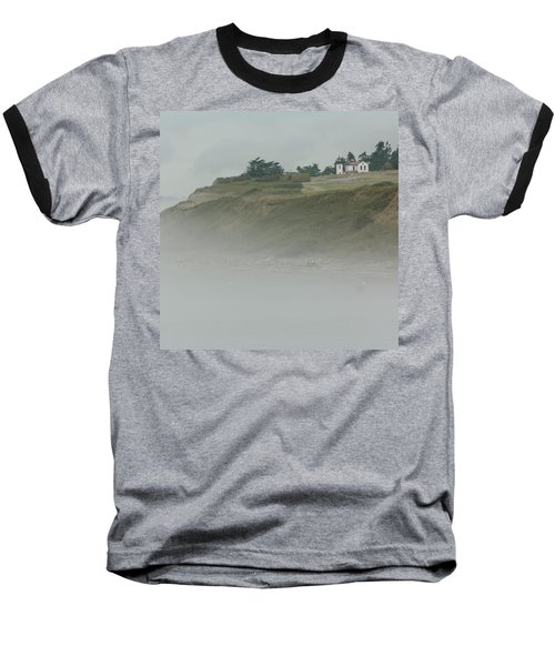 Ft. Casey Lighthouse Baseball T-Shirt