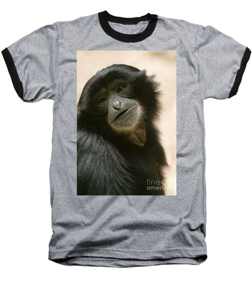Funky Gibbon Baseball T-Shirt