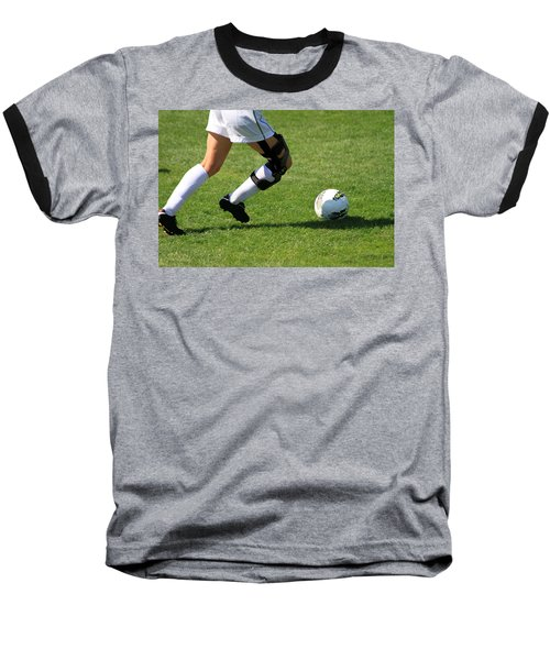 Futbol Baseball T-Shirt