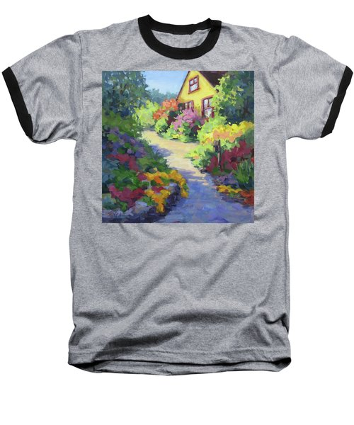 Garden Path Baseball T-Shirt