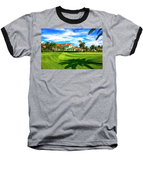 Gasparilla Inn, Boca Grande Fl Baseball T-Shirt