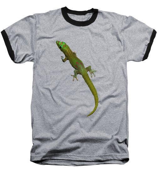 Gecko  Baseball T-Shirt