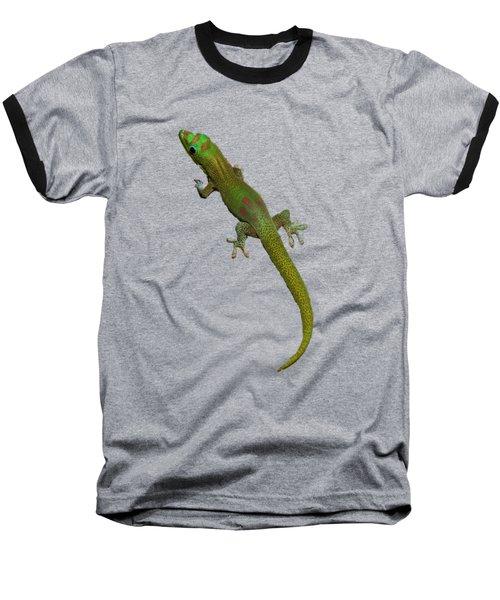 Gecko  Baseball T-Shirt