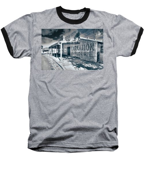 Baseball T-Shirt featuring the photograph General Store by Wayne Sherriff