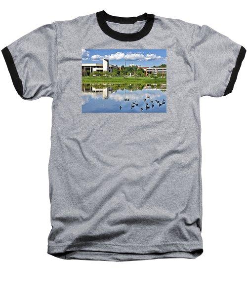 George Mason University Baseball T-Shirt by Brendan Reals