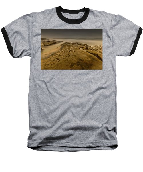 Ghost Photographer Baseball T-Shirt