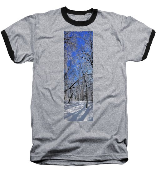 Glowing Forest, Knoch Knolls Park, Naperville Il Baseball T-Shirt