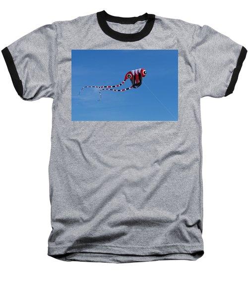 Go Fly A Kite Baseball T-Shirt