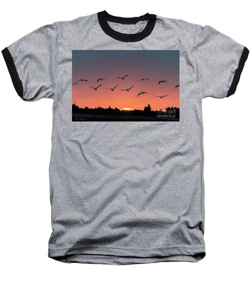 Go West Baseball T-Shirt