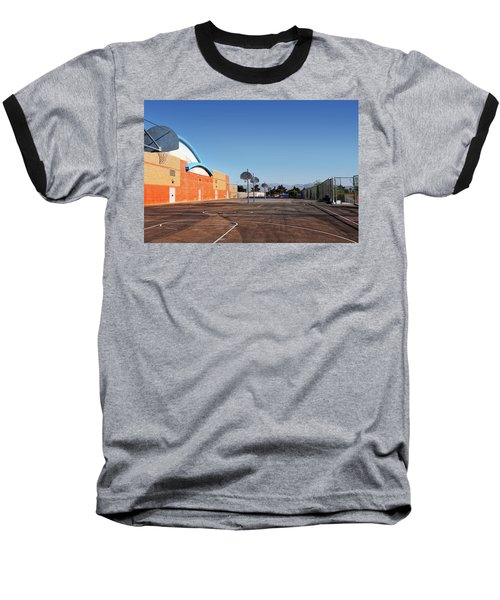 Goals In Perspectives Baseball T-Shirt